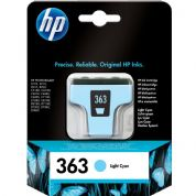 HP 363 Ink Cartridge -  Light Cyan
